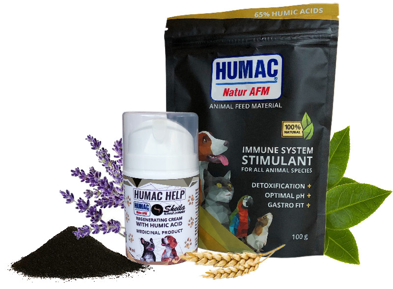 Humac Regenerating Package